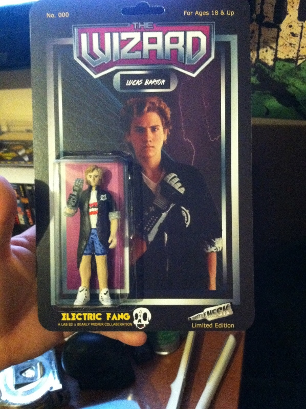 The Wizard Movie Action Figure