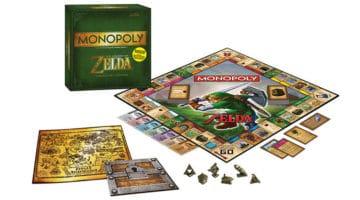 Zelda Monopoly Game
