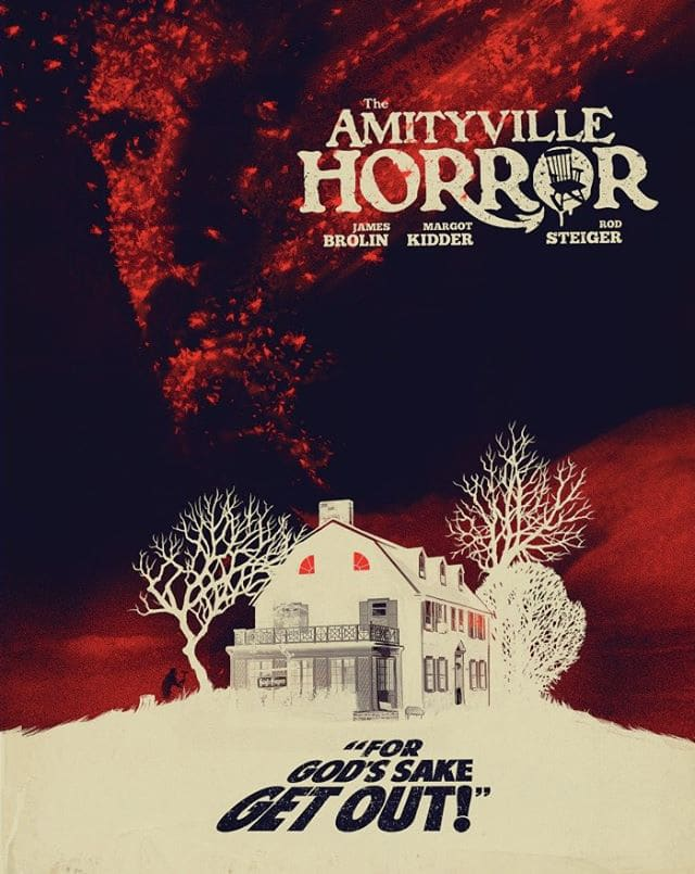 Amityville Horror Skuzzles Movie Cover