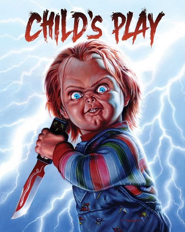 Childs Play Skuzzles Movie Cover