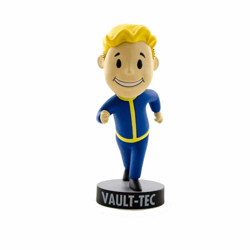 Endurance Fallout Skill Bobblehead