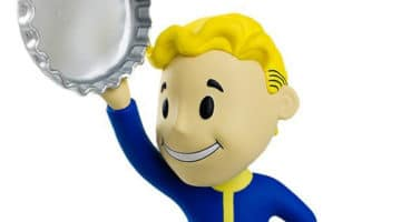 Fallout Vault Boy Bobble head Series 2