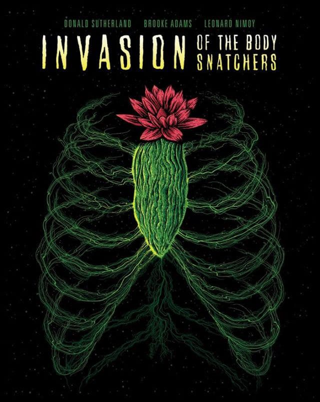 Invasion of the Body Snatchers Skuzzles Cover