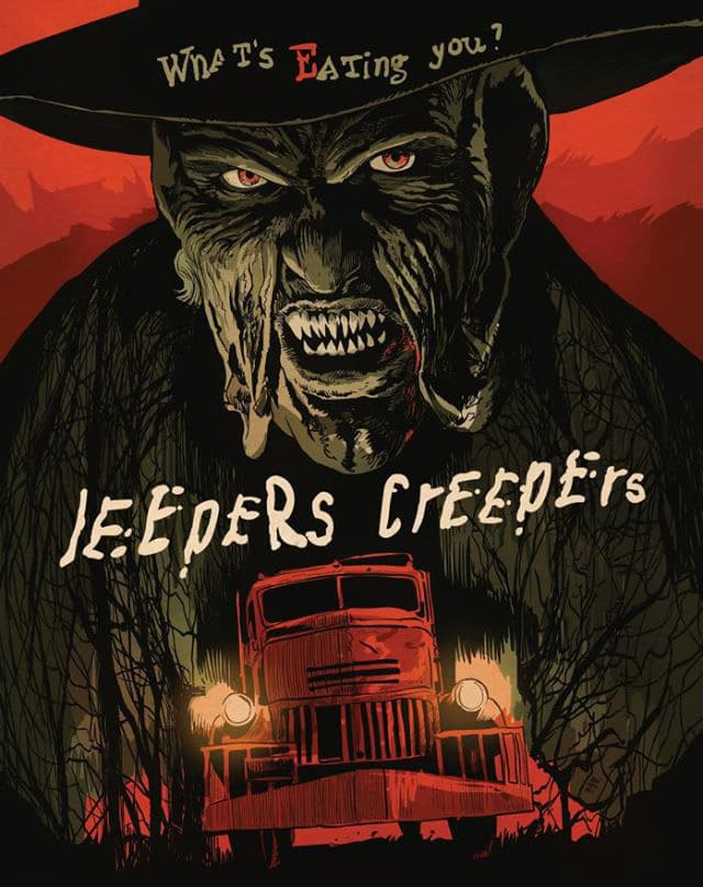 Jeepers Creepers Skuzzles Cover