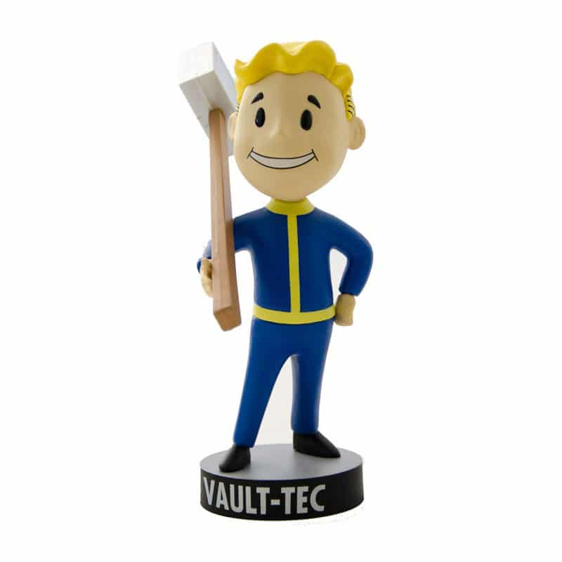 Melee Fallout Skill Bobblehead