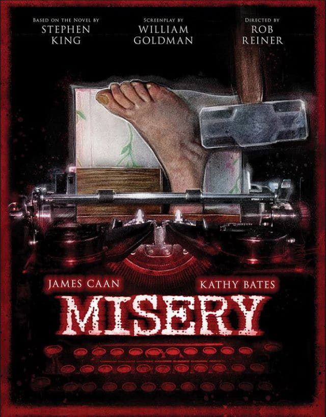 Misery Skuzzles Poster