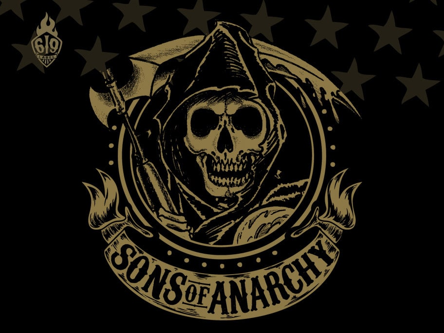 Sons of Anarchy Comic Book