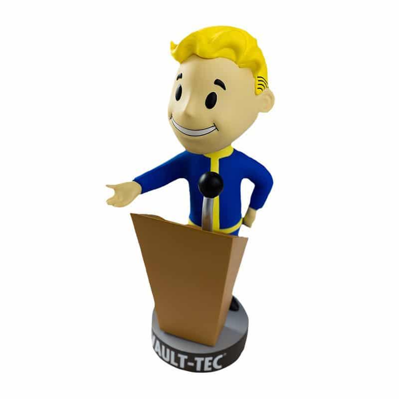 Speech Fallout Skill Bobblehead