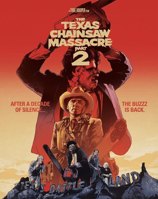 Texas Chainsaw Massacre Skuzzles Cover
