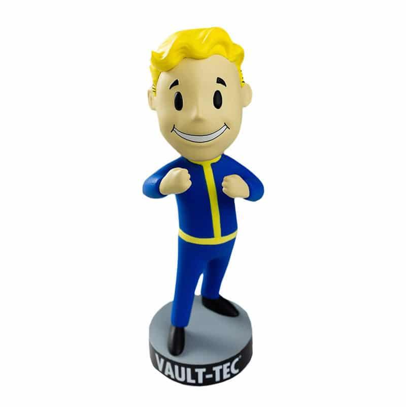 Unarmed Fallout Skill Bobblehead