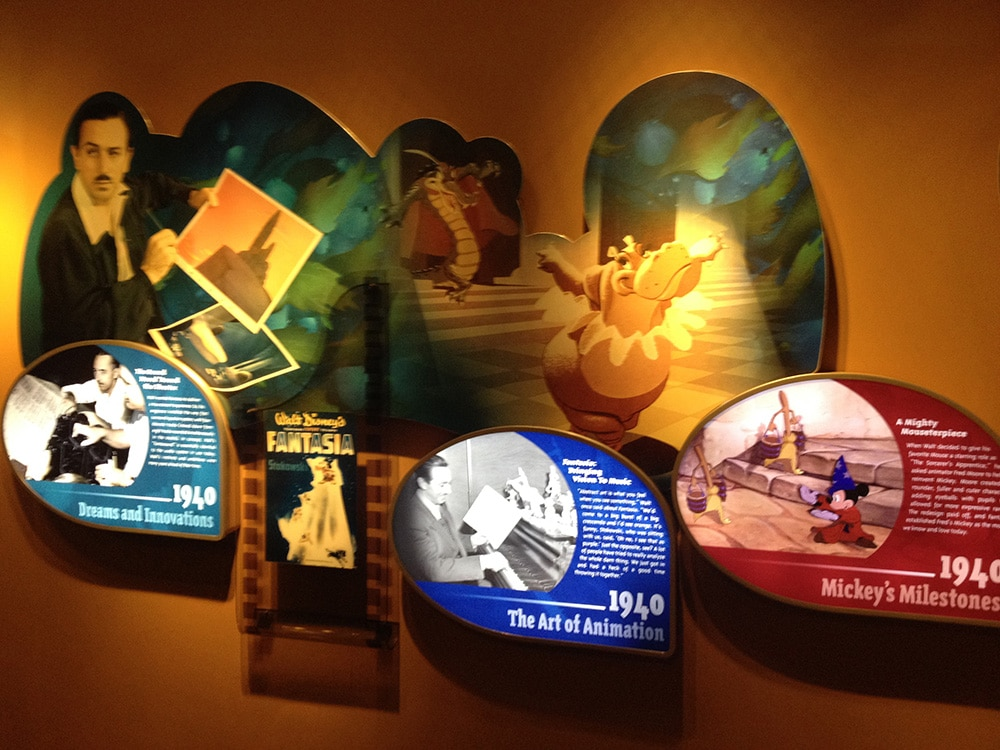 Walt Disney One Man's Dream Exhibit 27