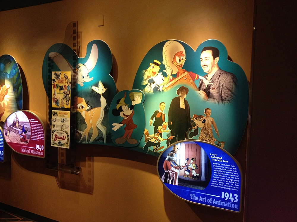 Walt Disney One Man's Dream Exhibit 26