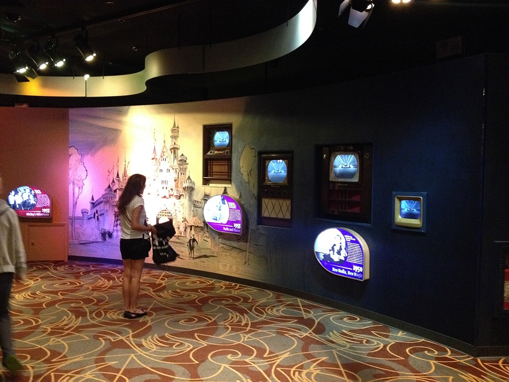 Walt Disney One Man's Dream Exhibit 25