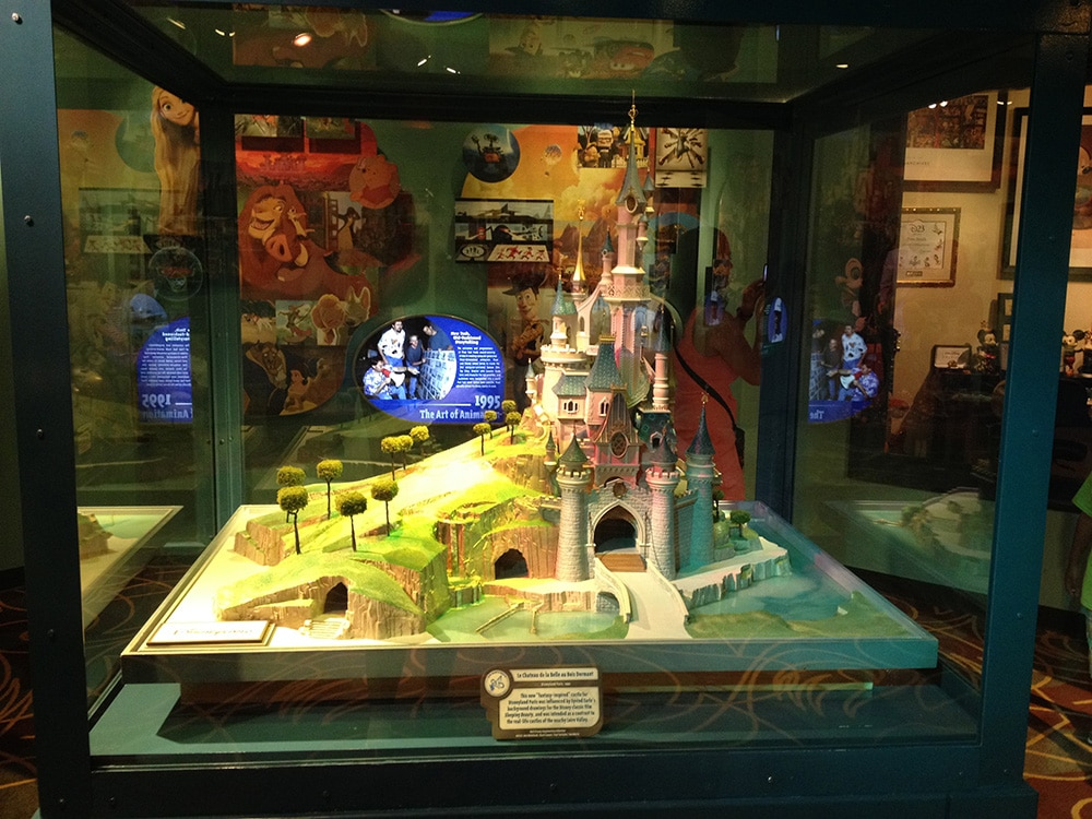 Walt Disney One Man's Dream Exhibit 9