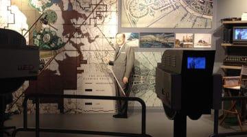Walt Disney One Man's Dream Exhibit