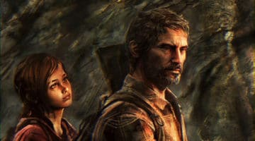 30 Years of Naughty Dog Tribute Art Show