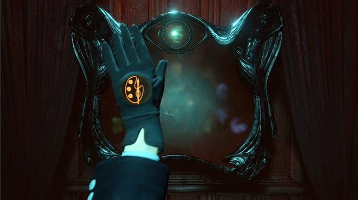 The Black Glove Game Screenshot 1