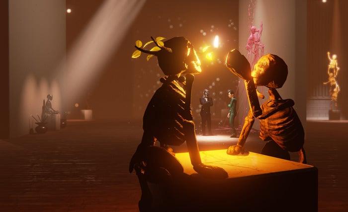 The Black Glove Game Screenshot 2