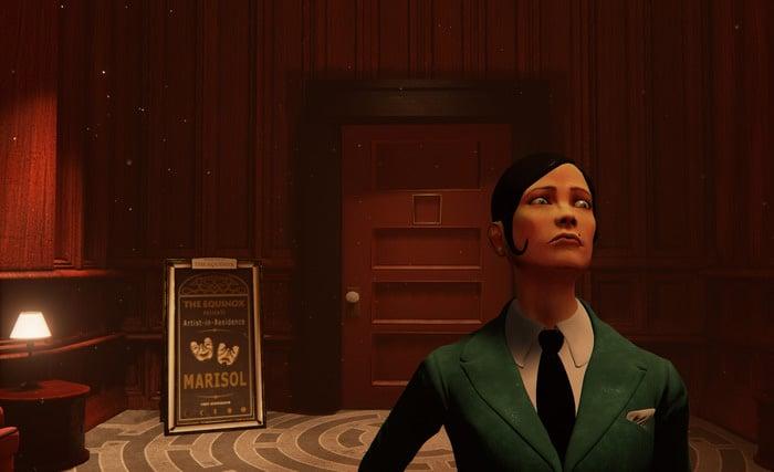 The Black Glove Game Screenshot 3
