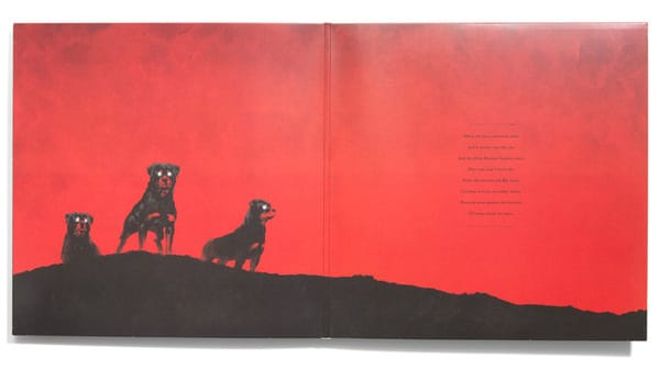 The Omen Gatefold