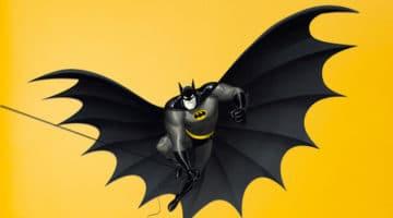 Batman Die-Cut LP