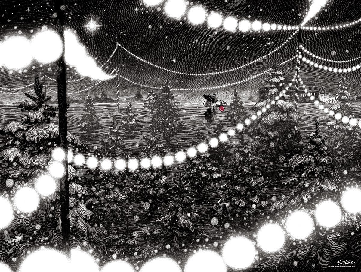 A Charlie Brown Christmas by Nicholas Delort 1