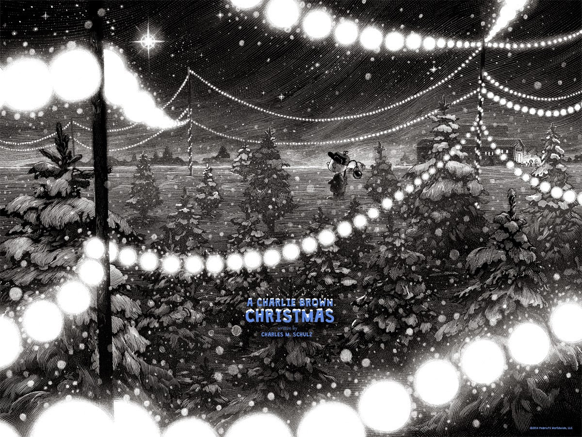 A Charlie Brown Christmas by Nicholas Delort 2