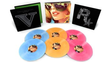 GTA V Vinyl Soundtrack Set