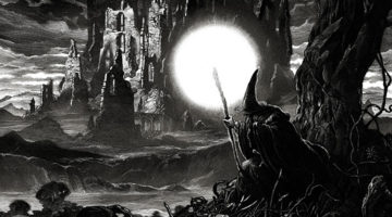 Lord of the Rings and The Hobbit Prints