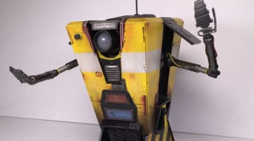 Borderlands The Handsome Collection Claptrap-in-a-Box Edition