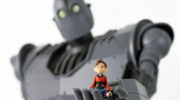 The Iron Giant Action Figure from Mondo
