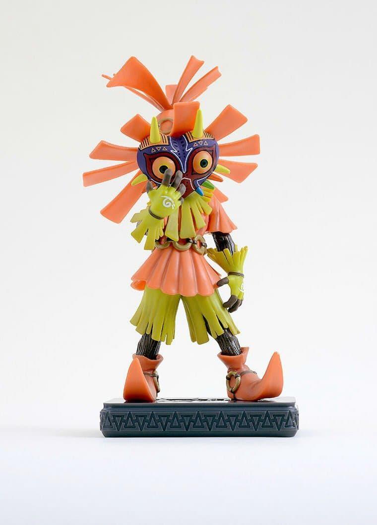 Skull Kid Figurine Front