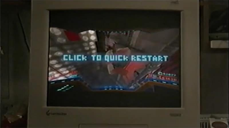 Strafe Commercial Quick Restart