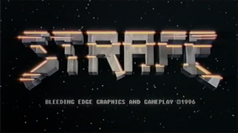 Strafe Featuring The Best Retro Video Game Commercial Ever