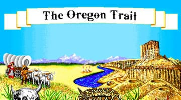 The Oregon Trail Deluxe