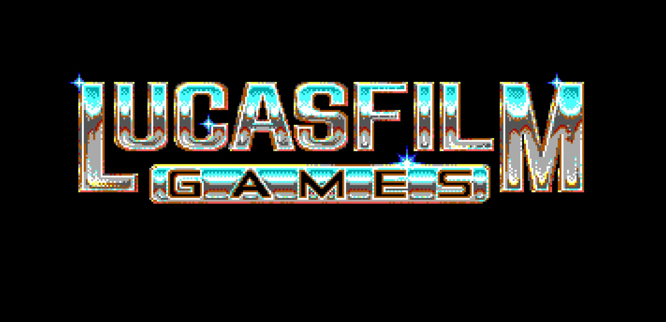 LucasFilm Games Bit Logo