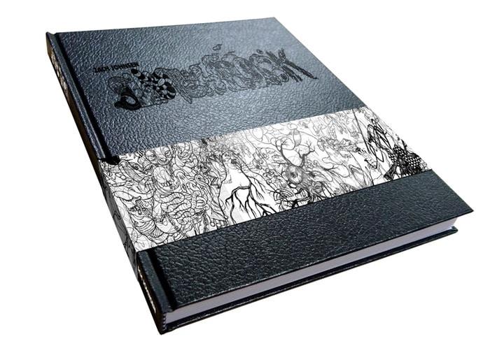 Zach Johnsen Sketchbook