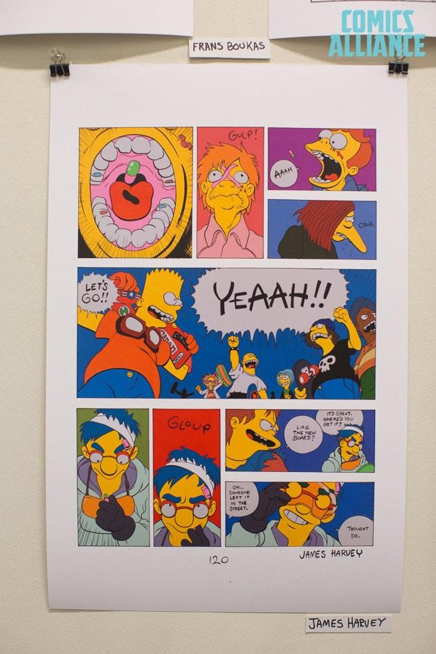 Bartikira Comic Page