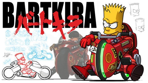 Bartikira on Bike