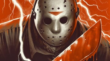 Friday the 13th and The Dark Knight Prints