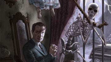House on Haunted Hill Movie Print