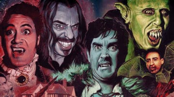 What We Do in the Shadows Print by Graham Humphreys