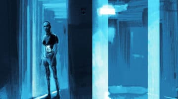 Ex Machina Print by Jock