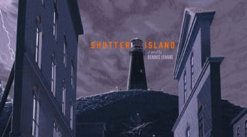 Shutter Island by Laurent Durieux