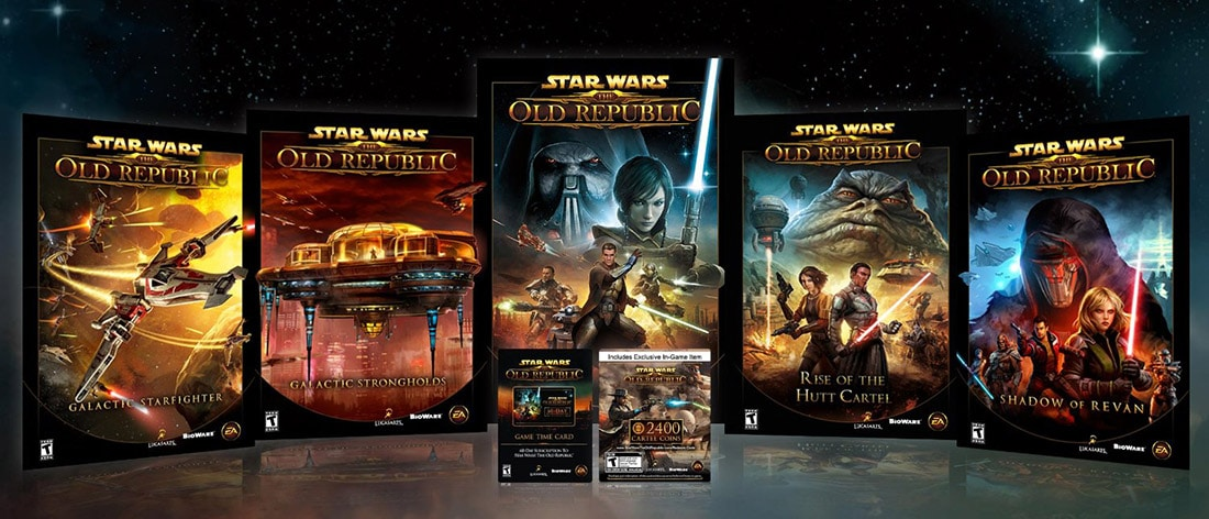 Star Wars Games Collection