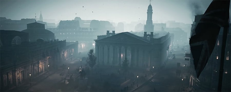 Assassin's Creed Syndicate Trailer 2