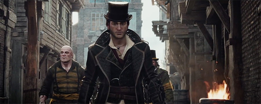 Assassin's Creed Syndicate Trailer 4