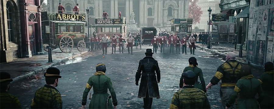Assassin's Creed Syndicate Trailer 7
