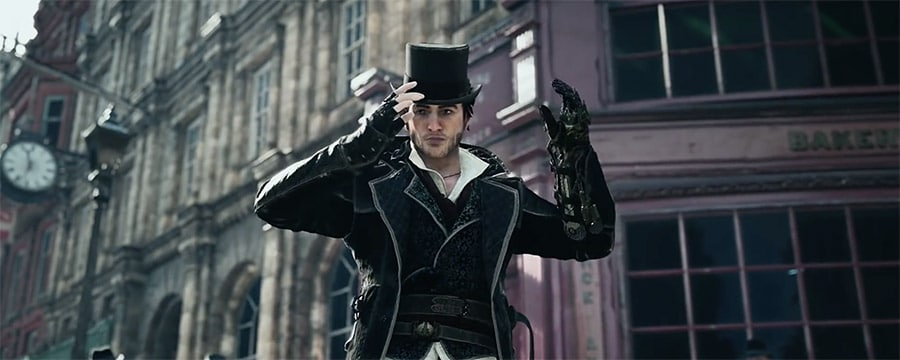 Assassin's Creed Syndicate Trailer 8
