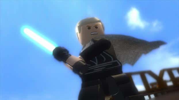 Lego Skywalker